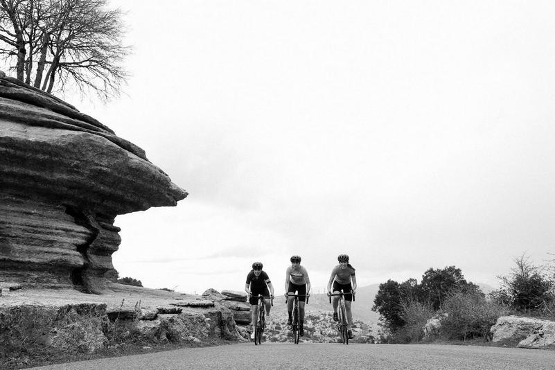 donne cicliste
