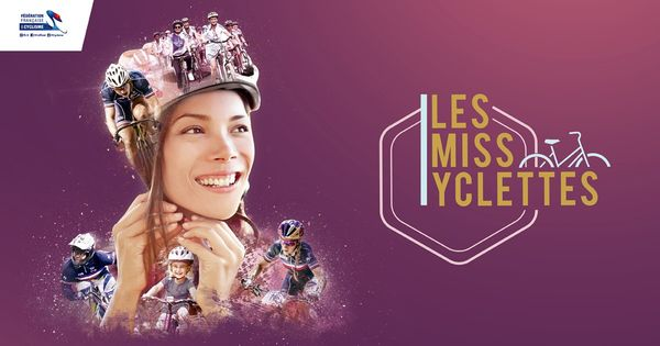 donne cicliste campagna Misscyclettes francia