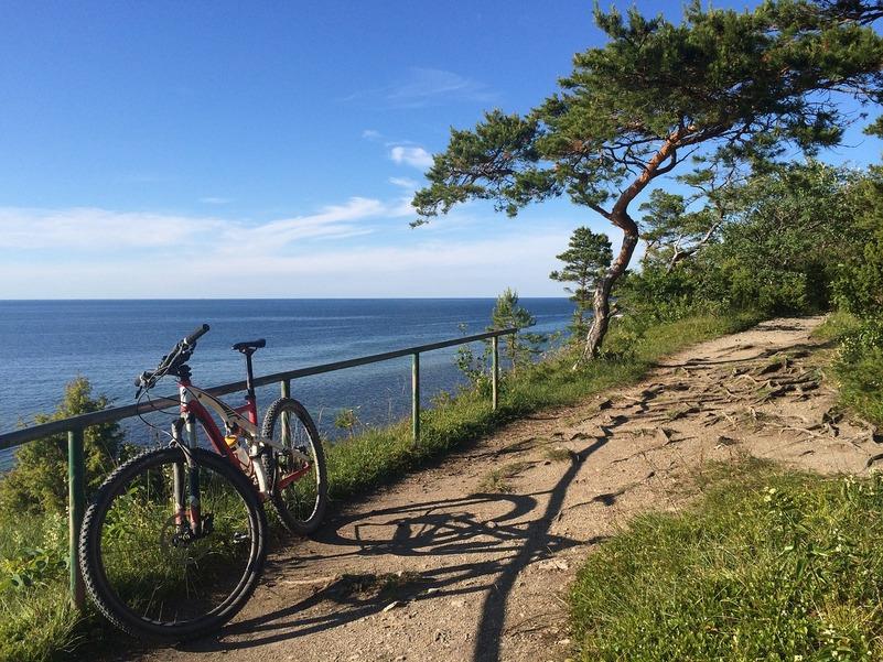 Gotland in bicicletta