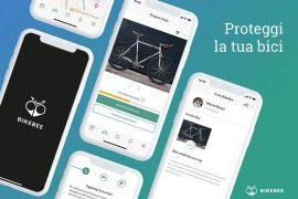 app e registro delle biciclette Bikebee