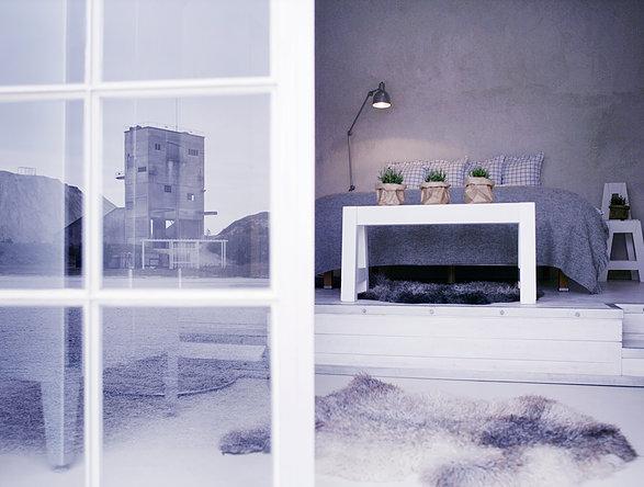 Fabriken Furillen design hotel a Gotland Svezia
