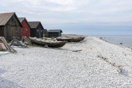 Fabriken Furillen, Gotland in bicicletta