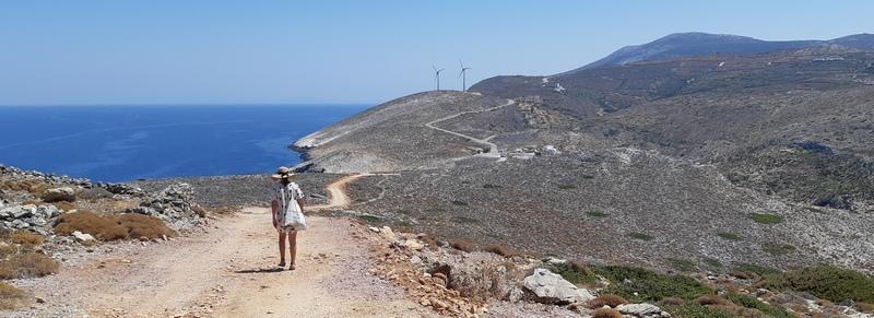 trekking a sifnos capo cheronisos