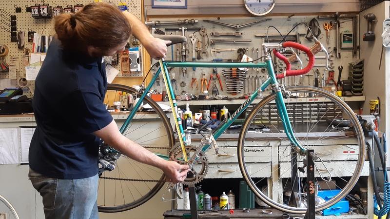 ciclomeccanico misura bici vintage