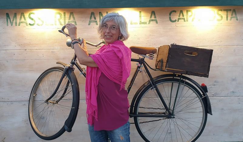 bici d'epoca masseria ancella montalbalno