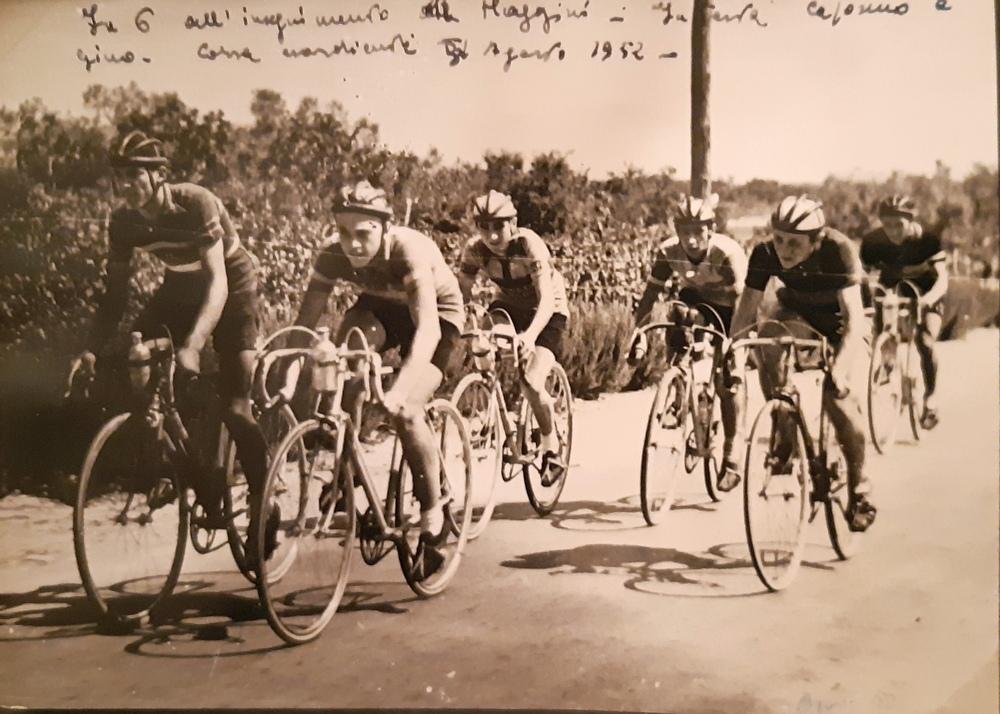 gara di bici d'epoca in puglia