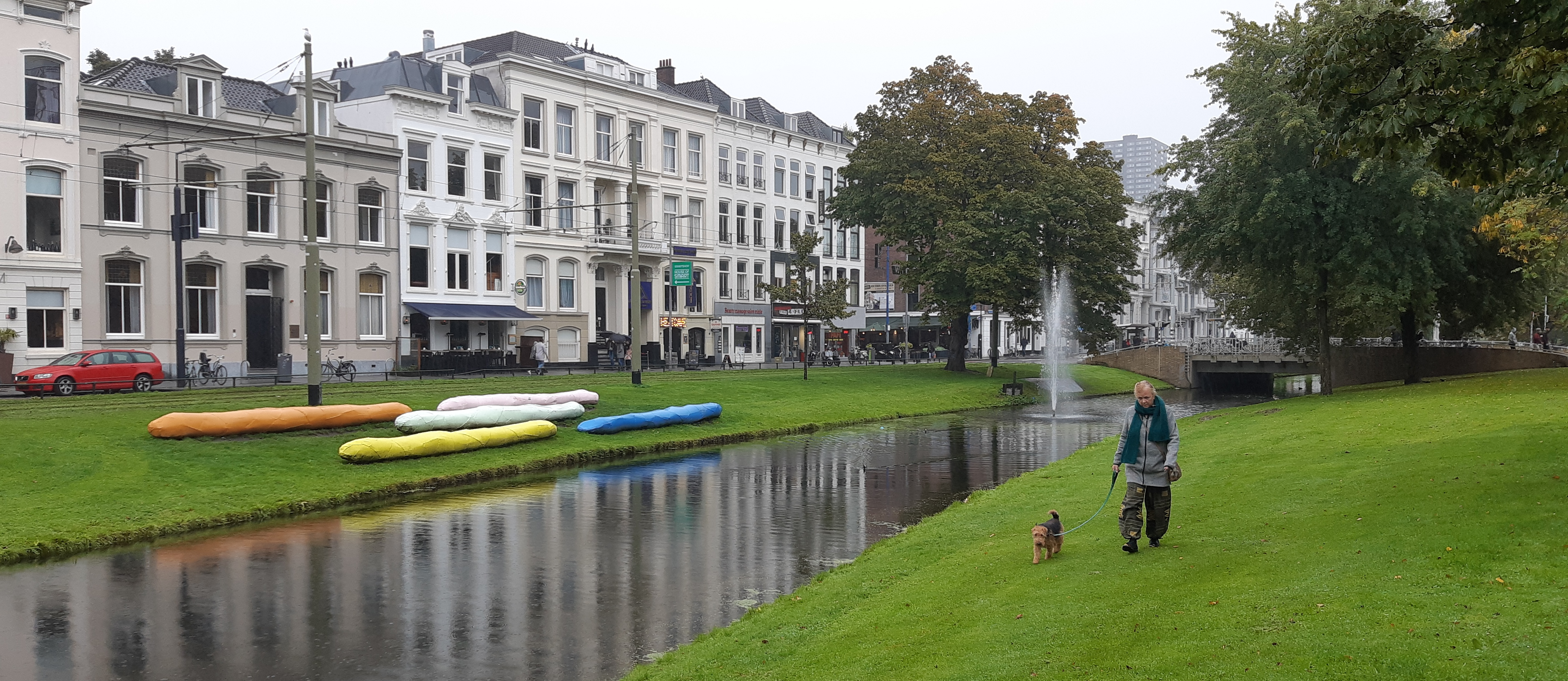 Westersingel Rotterdam ph Mariateresa Montaruli