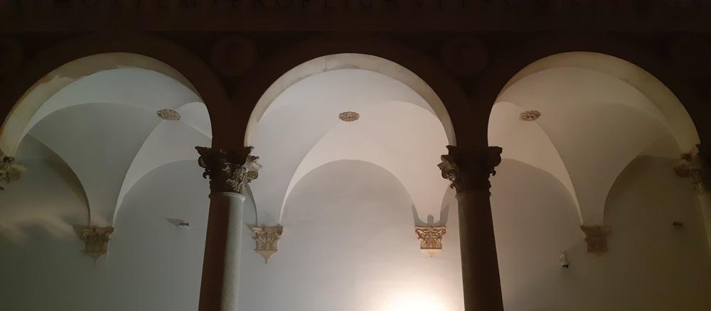 cortile palazzo ducale urbino