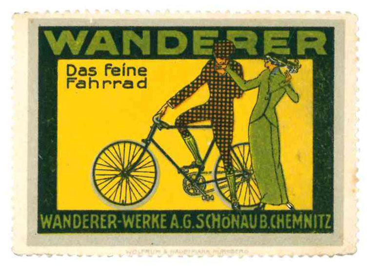 storia sociale della bicicletta mostra figurine storiche