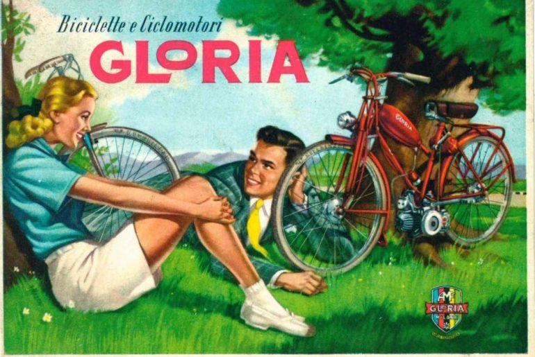 figurina con bicicletta, storia sociale della bicicletta