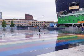 rotterdam in bicicletta parco dei musei ph mariateresa montaruli