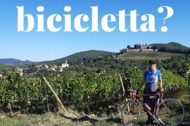 come si dice bicicletta in inglese?