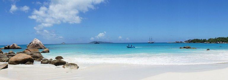 spiaggia seychelles viaggi per spezzare inverno