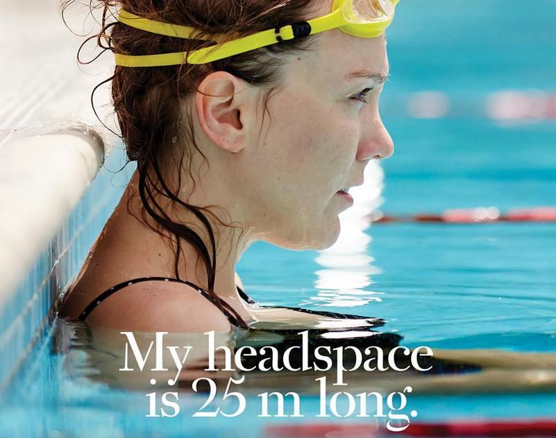 spazio mentale, resilienza in piscina