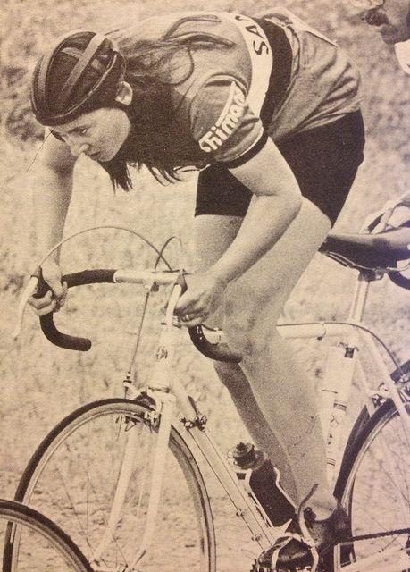 ciclista donna statunitense audrey mc elmury