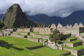 La Montagna Vecchia che dà il nome a Macchu Picchu, Ande, Perù ph Mariateresa Montaruli