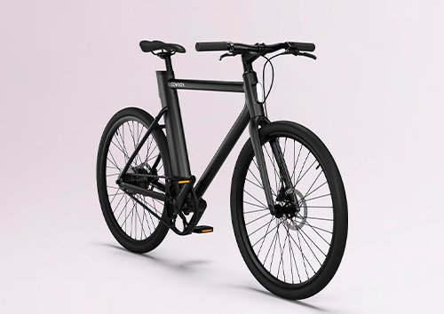 bicicletta a pedalata assistita Cowbot