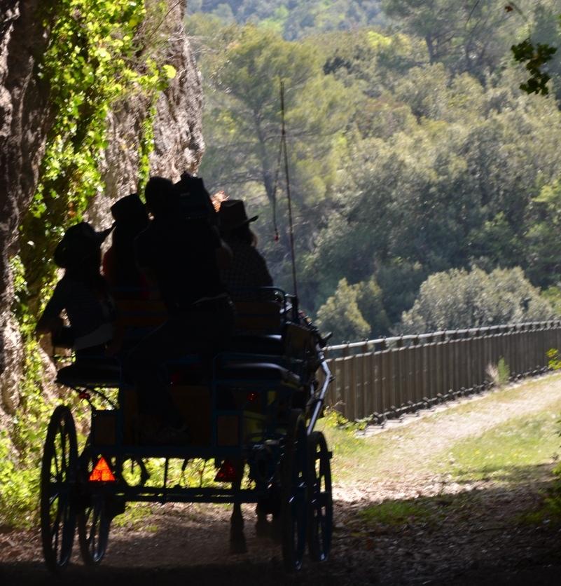 galleria ciclabile Spoleto Norcia