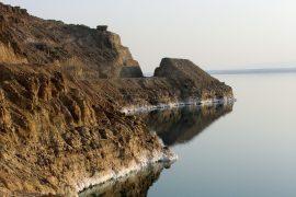 giordania mar morto viaggi inverno