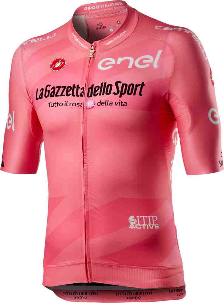 maglia rosa giro d'italia 2020