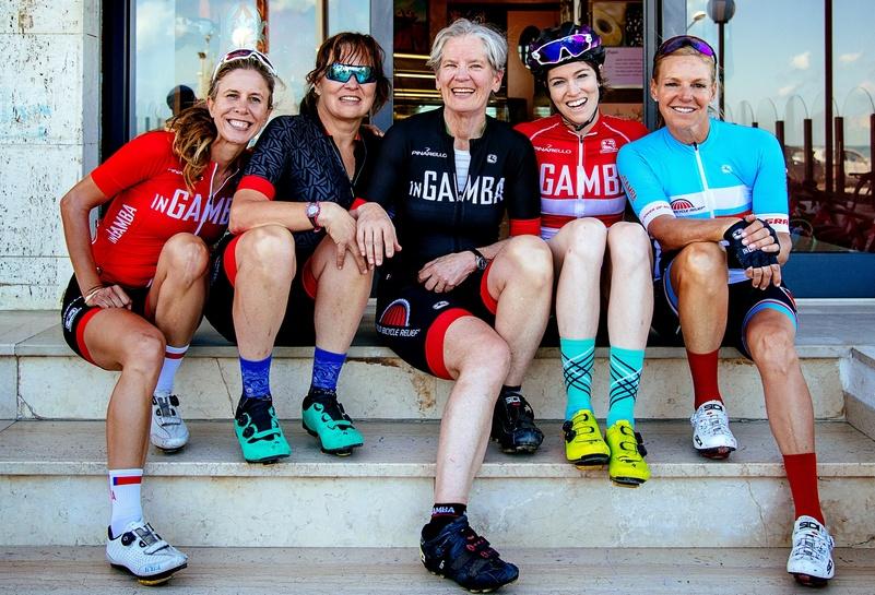 donne cicliste InGamba