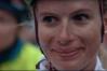 La ciclista francese Isaure Medde in un fotogramma del documentario sul ciclismo femminile