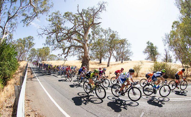 ciclismo femminile foto Santos Down Under gennaio 2020