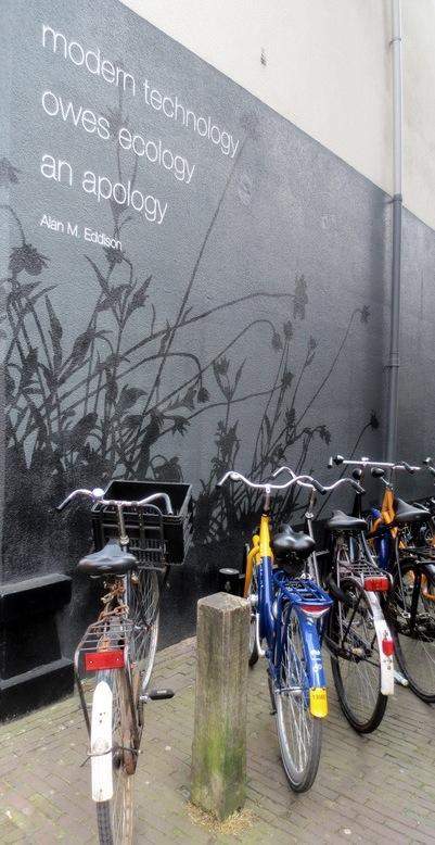 biciclette a Utrecht Paesi Bassi