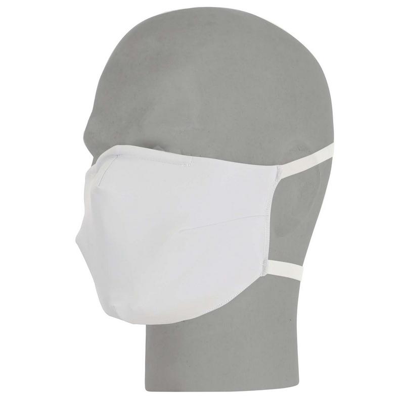 mascherina per coronavirus prodotta da santini da tessuto per maglia ciclismo