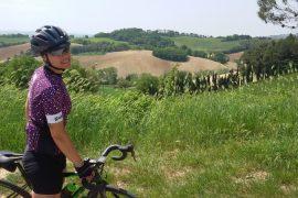 colline romagnole Via Romagna in bicicletta
