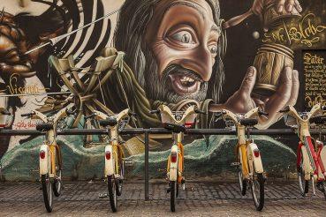 milano biciclette bike sharing zona ticinese