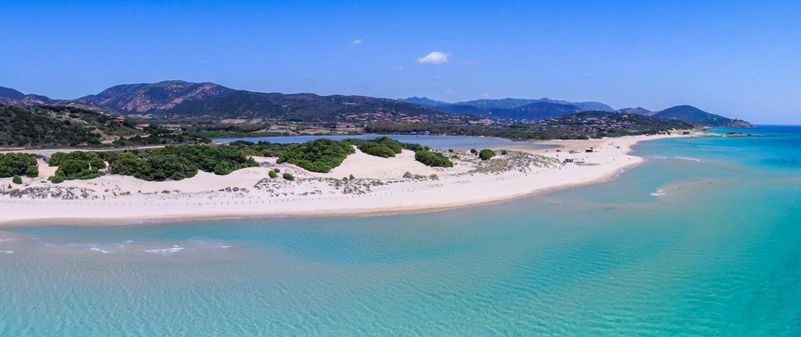 spiagge di chia sardegna