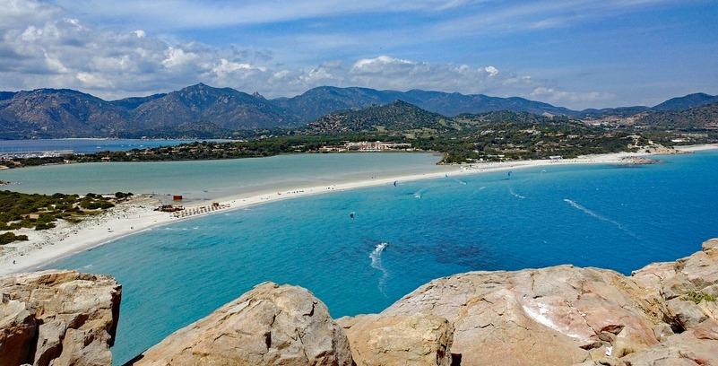 spiaggia porto giunco sardegna villasimius