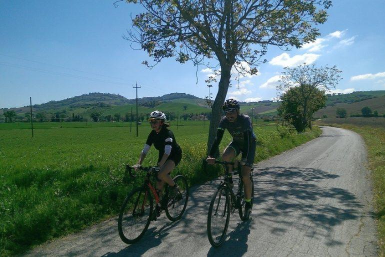 strade più belle italia in bicicletta