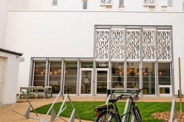 the people hostel a Tours sulla ciclovia della Loira