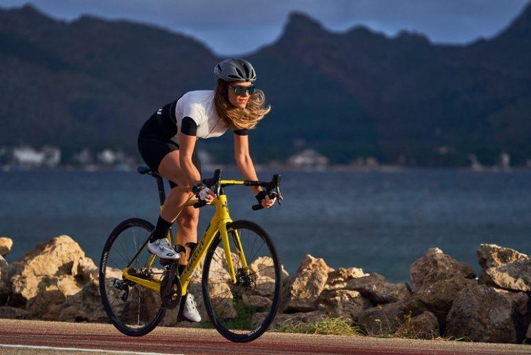 alina cannella queen riders academy per donne cicliste Maiorca
