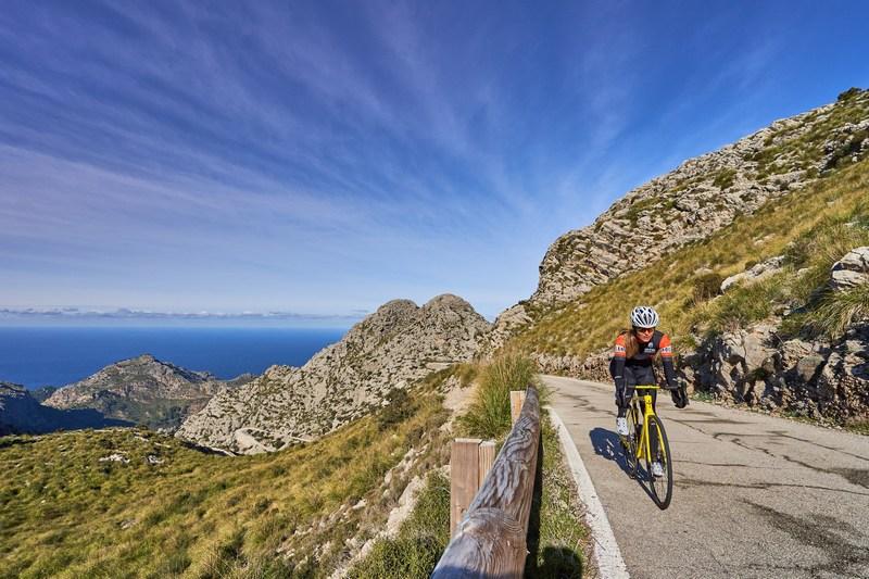 vacanze in bici da corsa a Maiorca