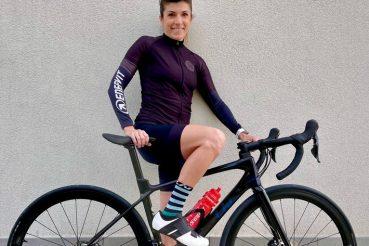 Elena Casiraghi, ambassador Liv Cycling