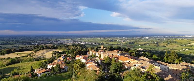 Bertinoro, Romagna