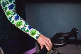 manicotti da ciclista donna