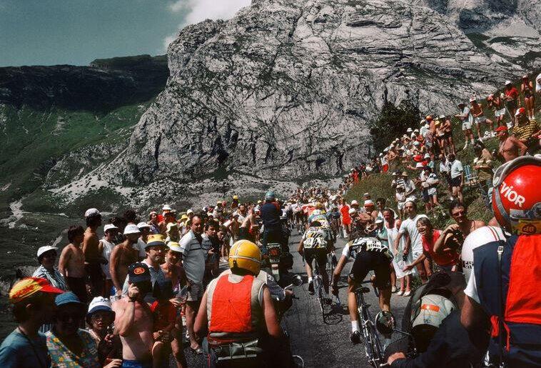Tour del France 1982